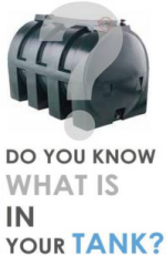 do you know whats in your oil tank?